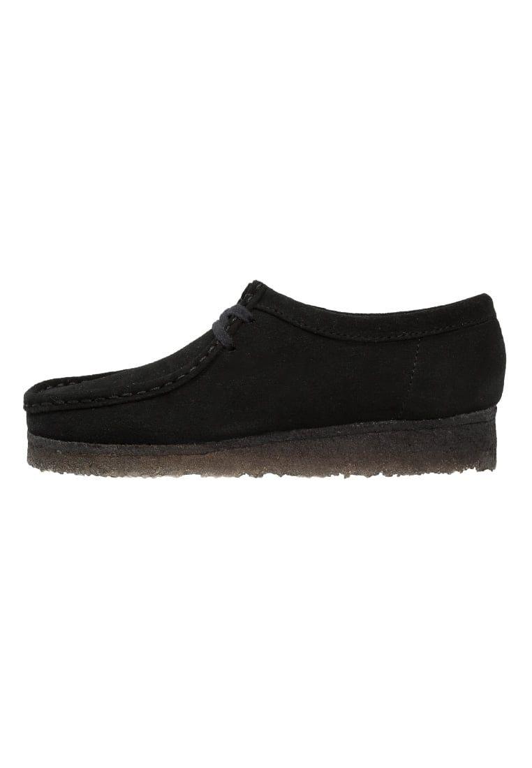 a pies en material seleccionado mejor baratas Consigue este tipo de zapatos con cordones de Clarks ...