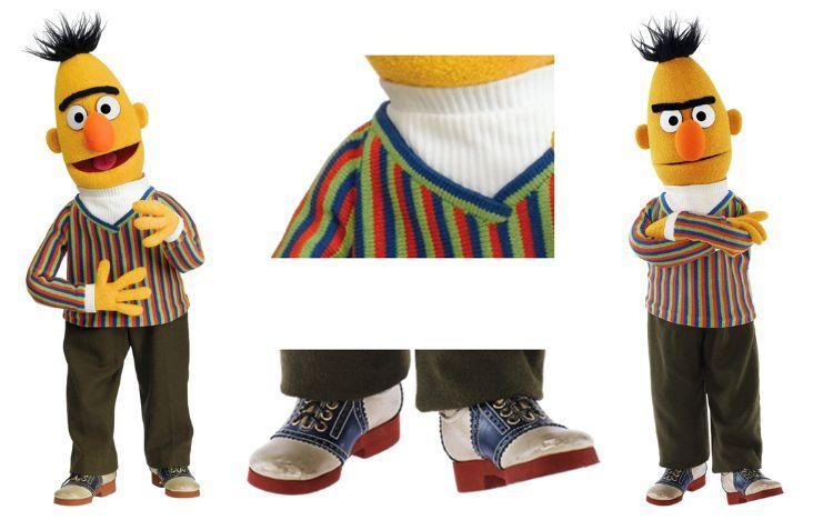 Sesamstraße Kostüm Selber Machen Ideen Für Kinder Und Erwachsene