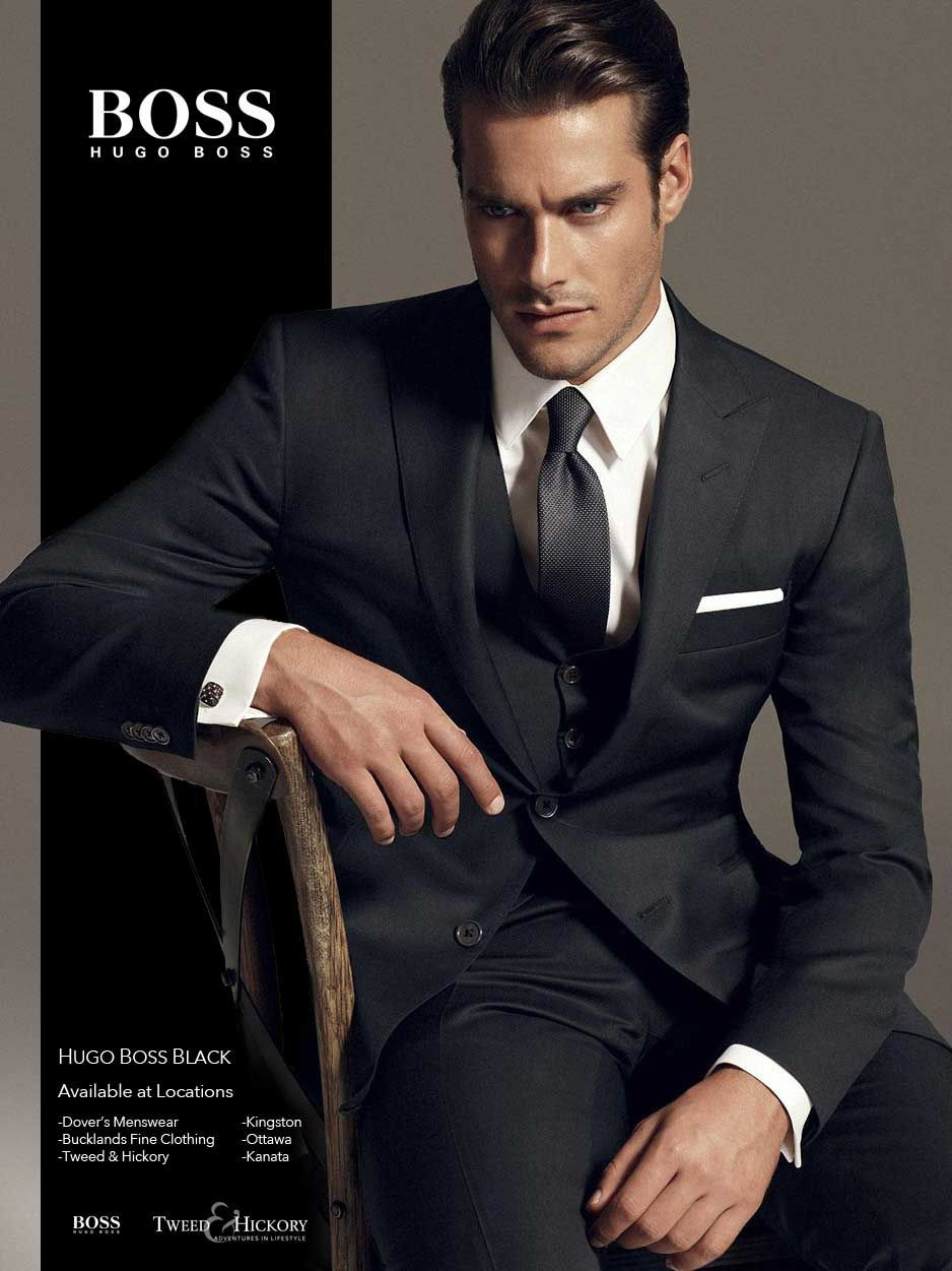 Boss Hugo suits for men best photo