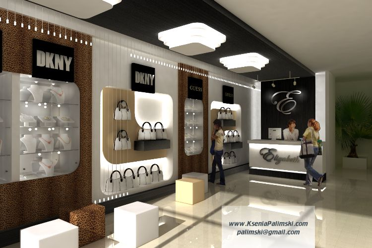View Picture Interior Design Ideas Retail Store Photo ID 34024 With Resolution 750x500
