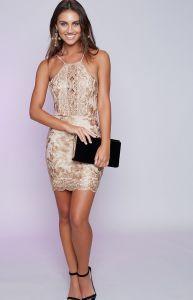 cadc1e375 Vestidos Ropa De Moda Club de Fiesta Sexy Elegante