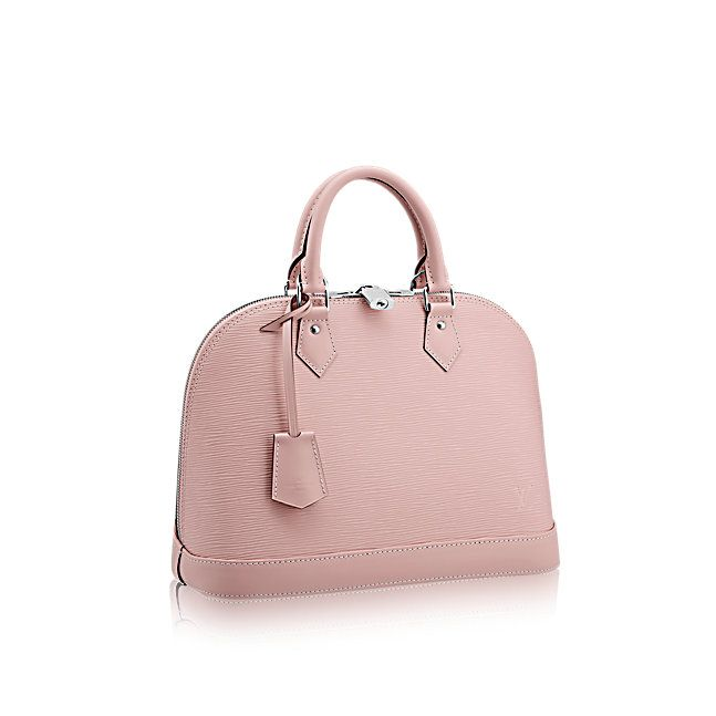9d2fbbcb519d Alma PM Epi Leather in WOMEN s HANDBAGS collections by Louis Vuitton ...