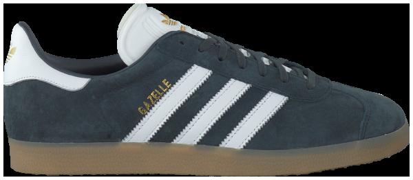 Grijze ADIDAS Sneakers GAZELLE HEREN - Adidas, Sportschoenen ...