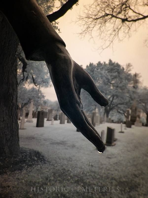 Halloween is almost here and the cemetery geeks of the world know all about the places that scare and disturb so many. If you can relate you must be one of us.