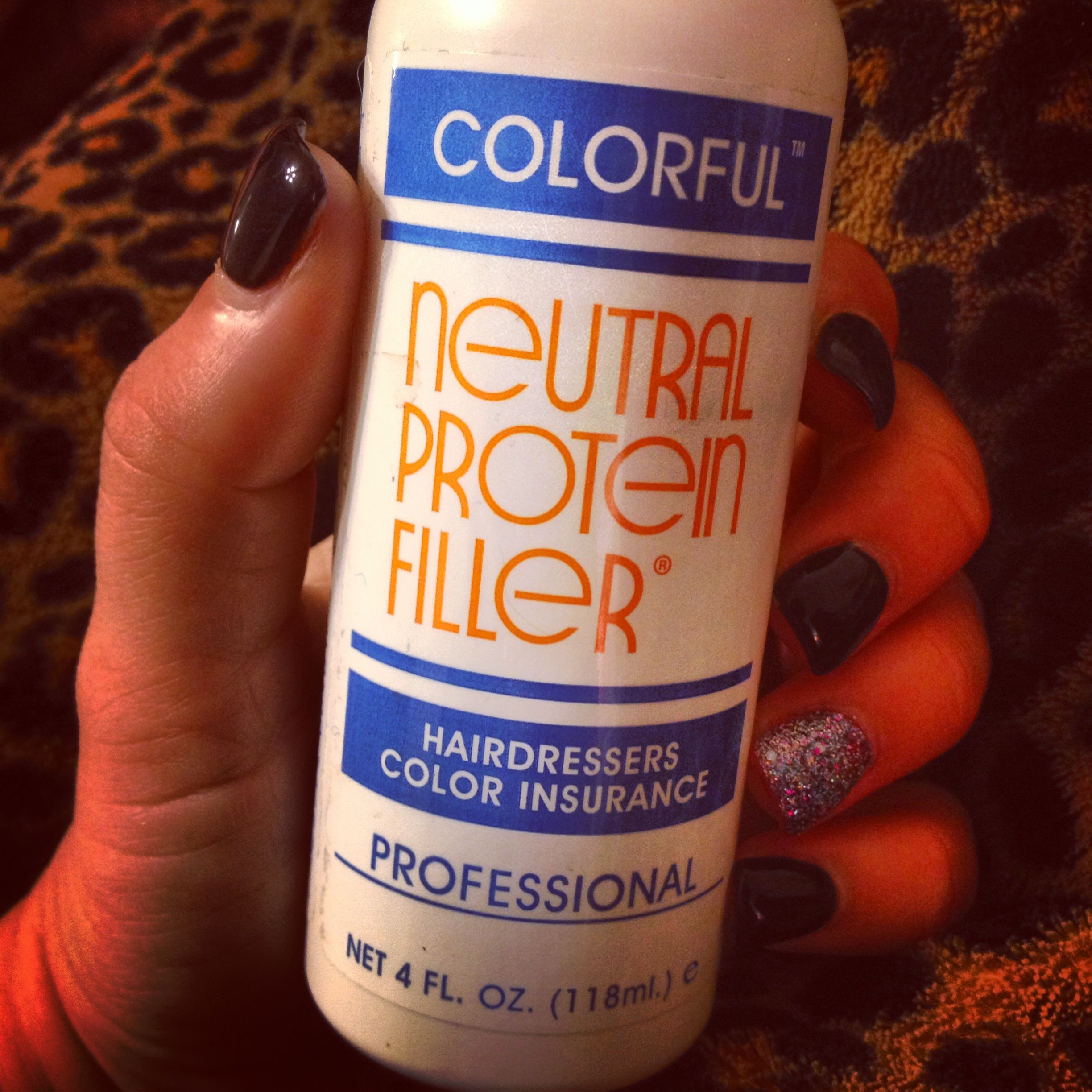 Protein filler. Amazingness in a bottle...it truly is ...