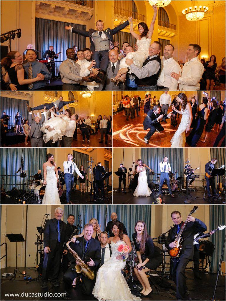 Philadelphia Marriott Downtown Wedding Reception Wedding Venues