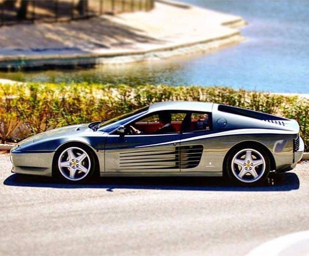 Luxurysportcar Classic Cars Super Sport Cars Ferrari Testarossa