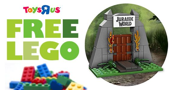 Free lego samples