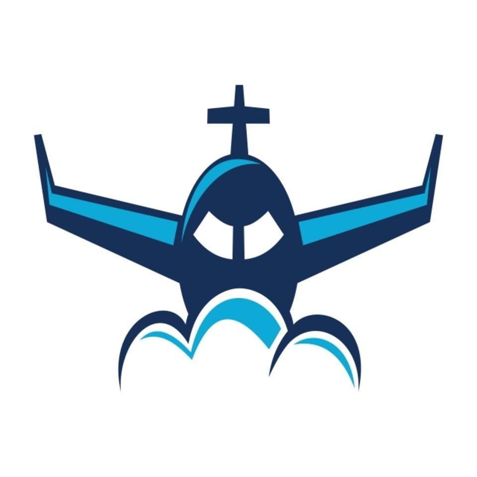Avion Travel Logo Design Template Vector Resumen Avion Aeropuerto Png Y Vector Para Descargar Gratis Pngtree Travel Symbols Travel Icon Travel Logo