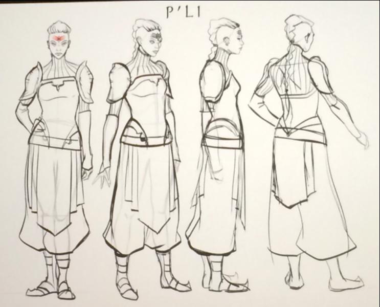 Untitled — benditlikekorra:   P'li, Ming-Hua, and Ghazan...