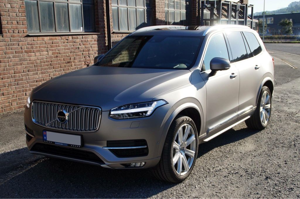 Pictures Of Volvo Xc90 In 3m Wrapping Volvo Xc90 Volvo Volvo Xc