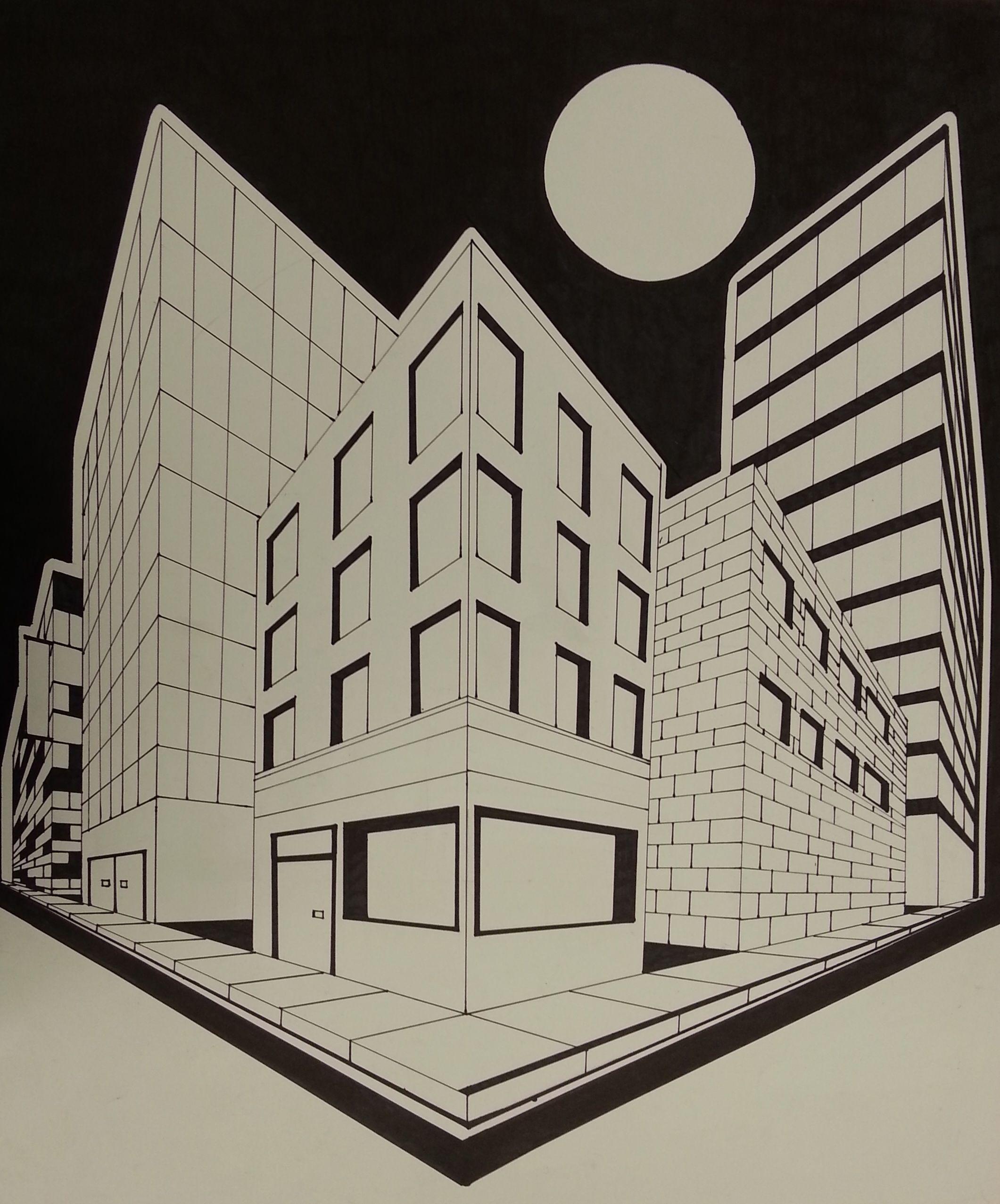 создания картинки города будущего из геометрических фигур ярославский это