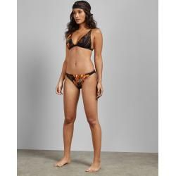 Photo of Triangel-bikinioberteil Mit Caramel-print Ted Baker