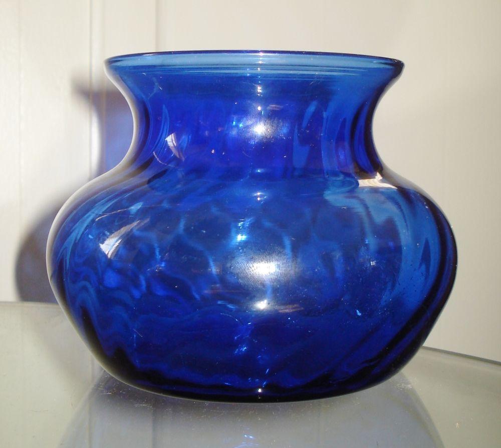 Antique cobalt blue vases vintage cobalt blue glass vase bottle antique cobalt blue vases vintage cobalt blue glass vase bottle beautiful pattern unique ebay floridaeventfo Image collections