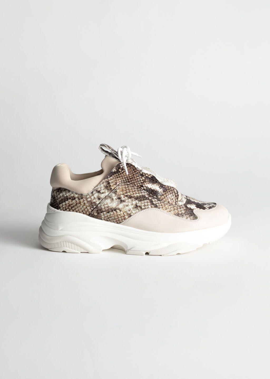 adidas Falcon | Platform sneakers, Sneakers, Snake print