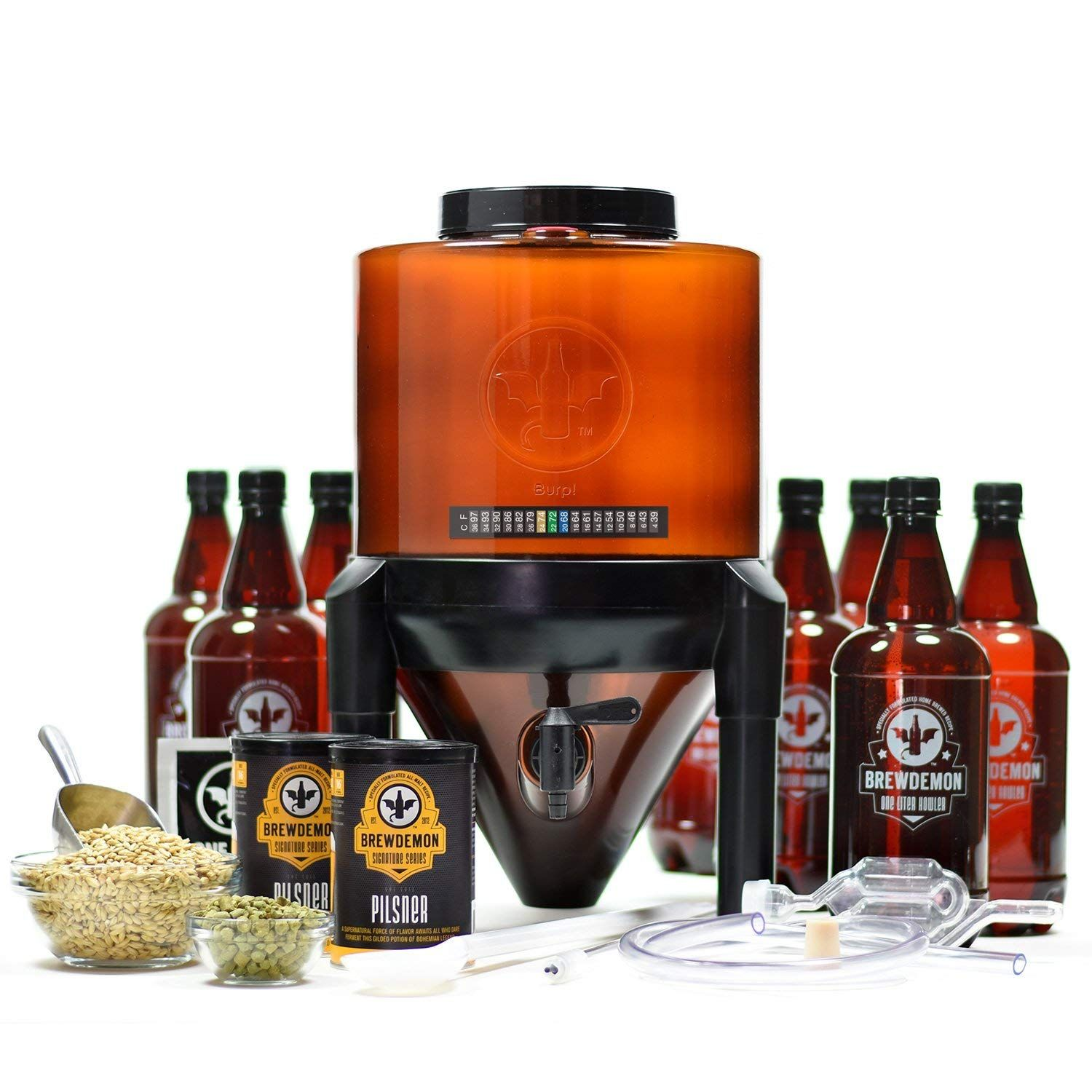 12th Anniversary Gifts For Him Under 150 Thebestanniversarygifts Beer Making Kits Beer Brewing Kits Beer Kit