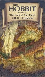 The introduction to the hobbit Bilbo Baggins, the wizard Gandalf, Gollum, and the spectacular world of Middle-earth recounts of the adventures of a reluctant hero, a powerful and dangerous ring, and the cruel dragon Smaug the Magnificent. Hobbit (Middle-earth Universe)
