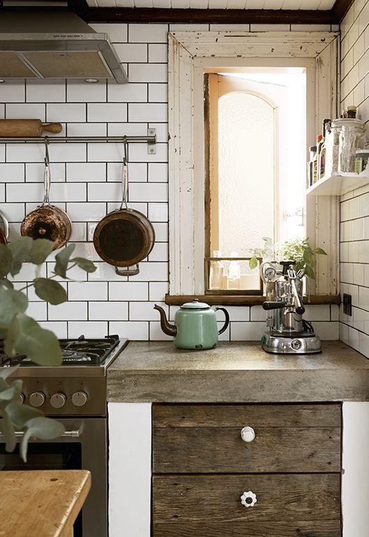Azulejos Para Cocinas Rusticas Modernas - Novocom.top