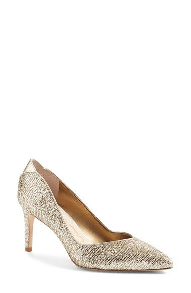 b10788ad7 These are gorgeous and the lower height is perfect for me! Sam Edelman   Orella  Pump (Women) available at  Nordstrom