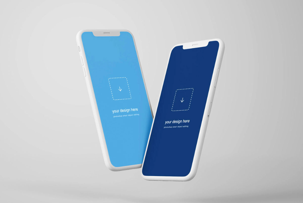 Download Free Iphone X Mockup Psd Download For Your Project This Free Psd Mock Up Consists Of A Unique Design With A Smart Object Layer F Free Iphone Mockup Psd Iphone