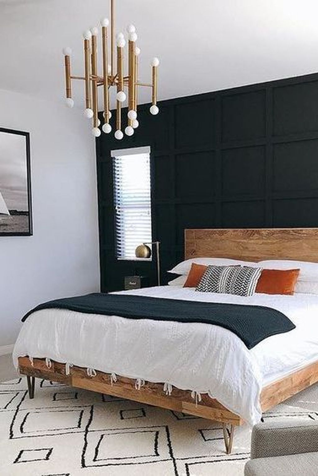 41 Hottest Master Bedroom Design Ideas That Suitable For Your Home