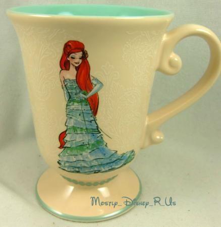 Disney Designer Collection Ariel Mug Disney Ariel
