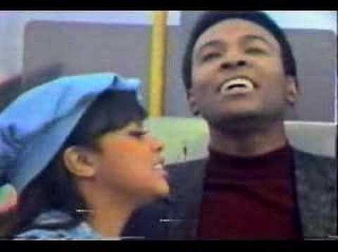 Marvin Gaye & Tammi Terrell - Ain't no Mountain High Enough.