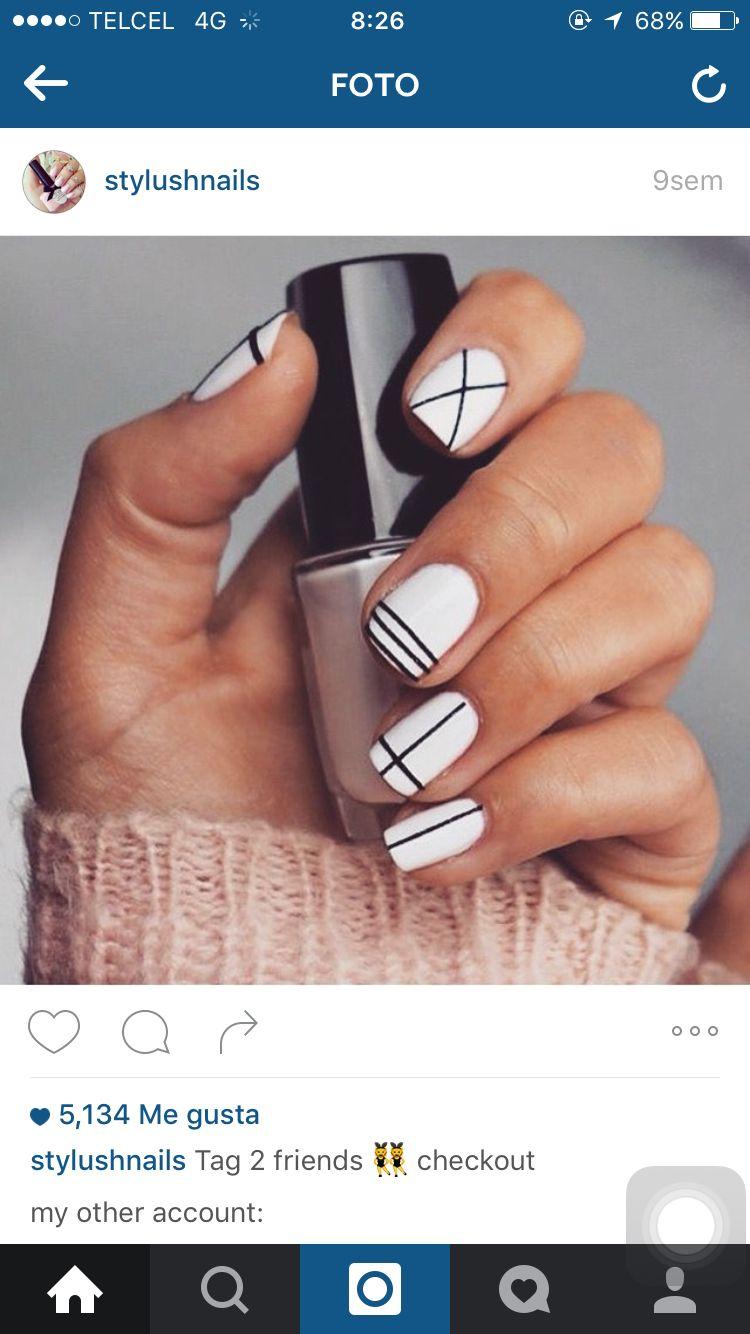 Pin von Emy Estrella✨ auf Nails | Pinterest | Fingernägel und ...
