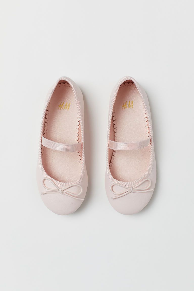 bb7dc03558 Ballet Flats - Powder pink - Kids