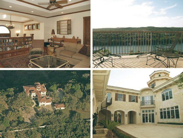 Matthew Mcconaughey S Extraordinary Lake Mansion In Austin