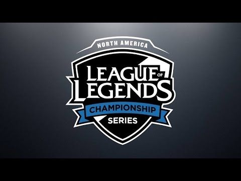 Na Lcs Pro Gaming 2017 Hype Video League Of Legends Esports
