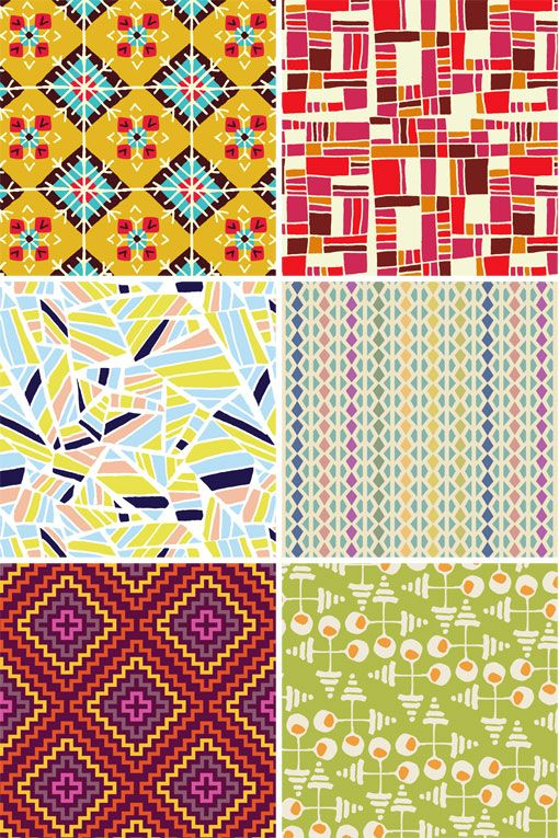 Kate Thomas patterns