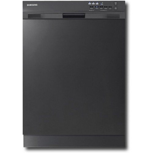 Samsung Dmt300rfb 24 Built In Dishwasher Black Black Dishwasher Built In Dishwasher Samsung Dishwasher