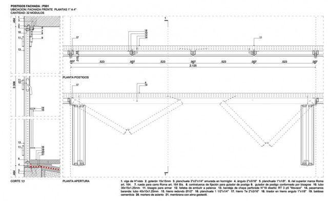 Esteban Tannenbaum Arquitectos > Edificio Sucre 4444
