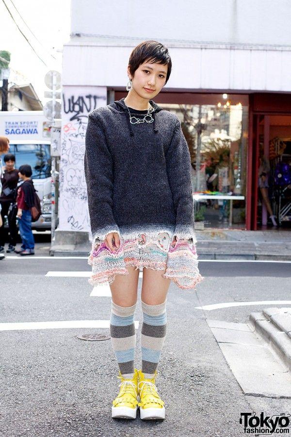 Tokyo Bopper staffer