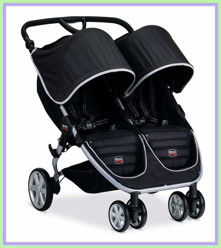 101 reference of britax double stroller 2018 in 2020