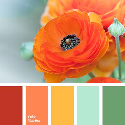 Color Palette 2367 Orange Color Palettes Color Balance