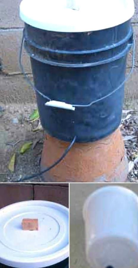 16 Cheap And Easy DIY Irrigation Systems For A Self Watering Garden – DIY  Craft…