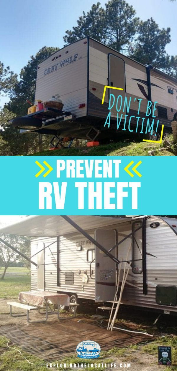 Photo of RV Security and Preventing RV Theft