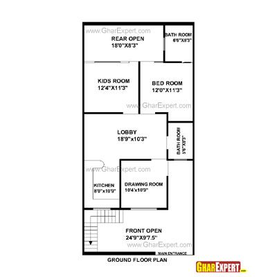 20 X 40 Mobile Home Plans likewise 25 20by 2045 20feet 20house 20map also Home Plot Design likewise House Plan For 22 X 40 Feet South Face Plot moreover 633037291343153565. on plan for 25 feet by 53 plot