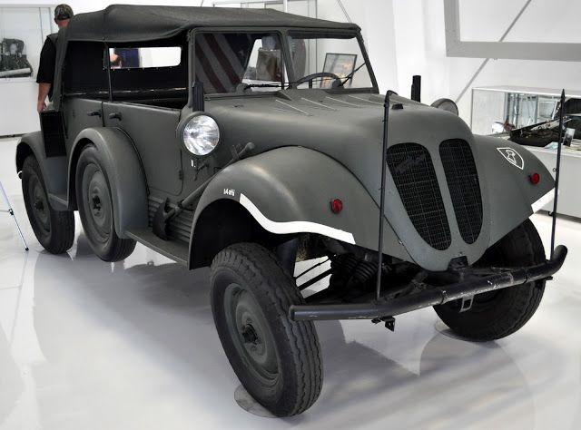 1939 Tempo Galaendewagen