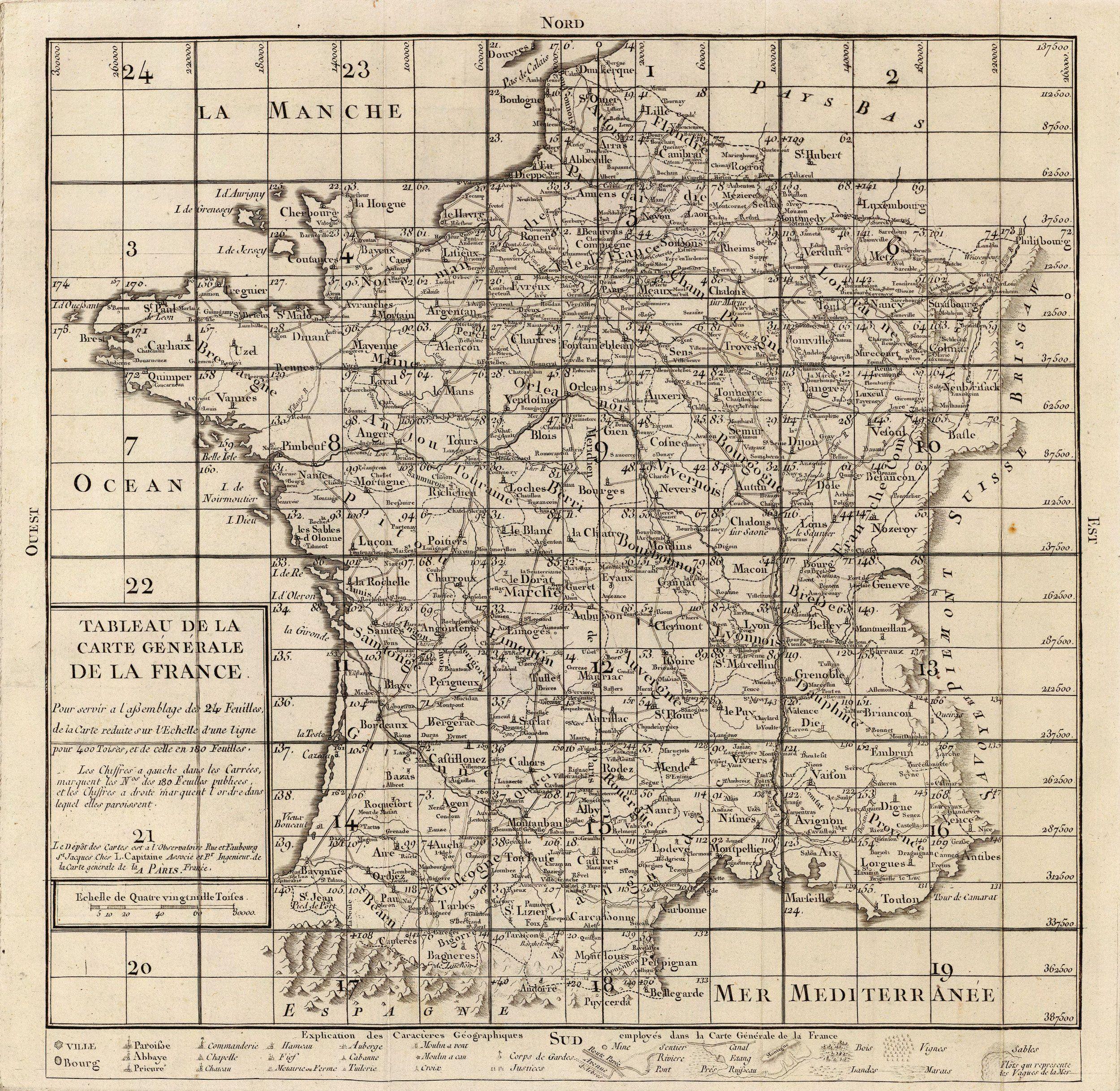 Distance Des Villes De L Eure Avec Paris