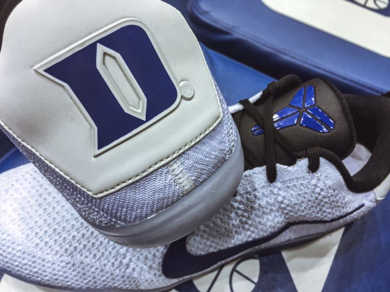 The Duke Blue Devils Get Their Own Nike Kobe 11 Elite