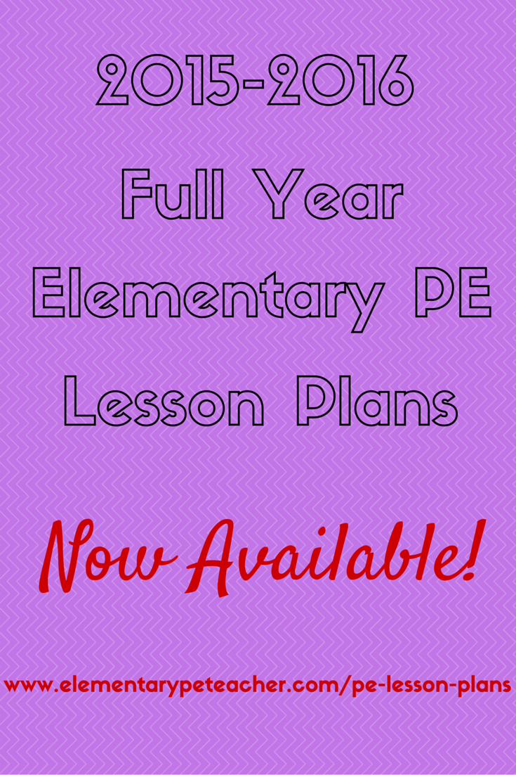 Adapted Physical Education Lesson Plans - Special Education