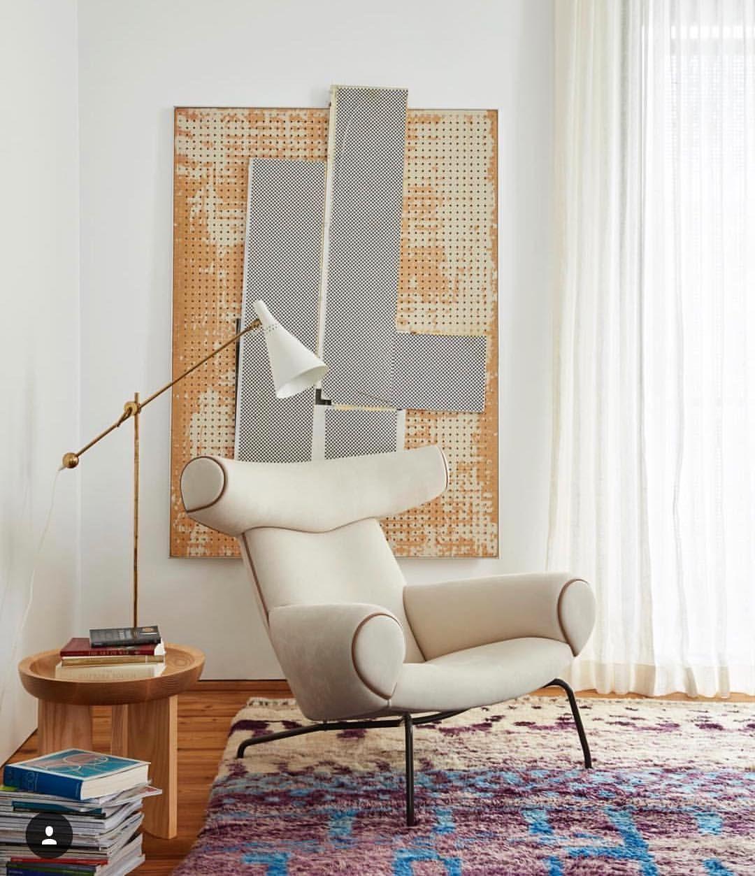 Modern Interior Design Magazine: @Jamiebushco Creates A Beautiful Warm Tone With Our Ox