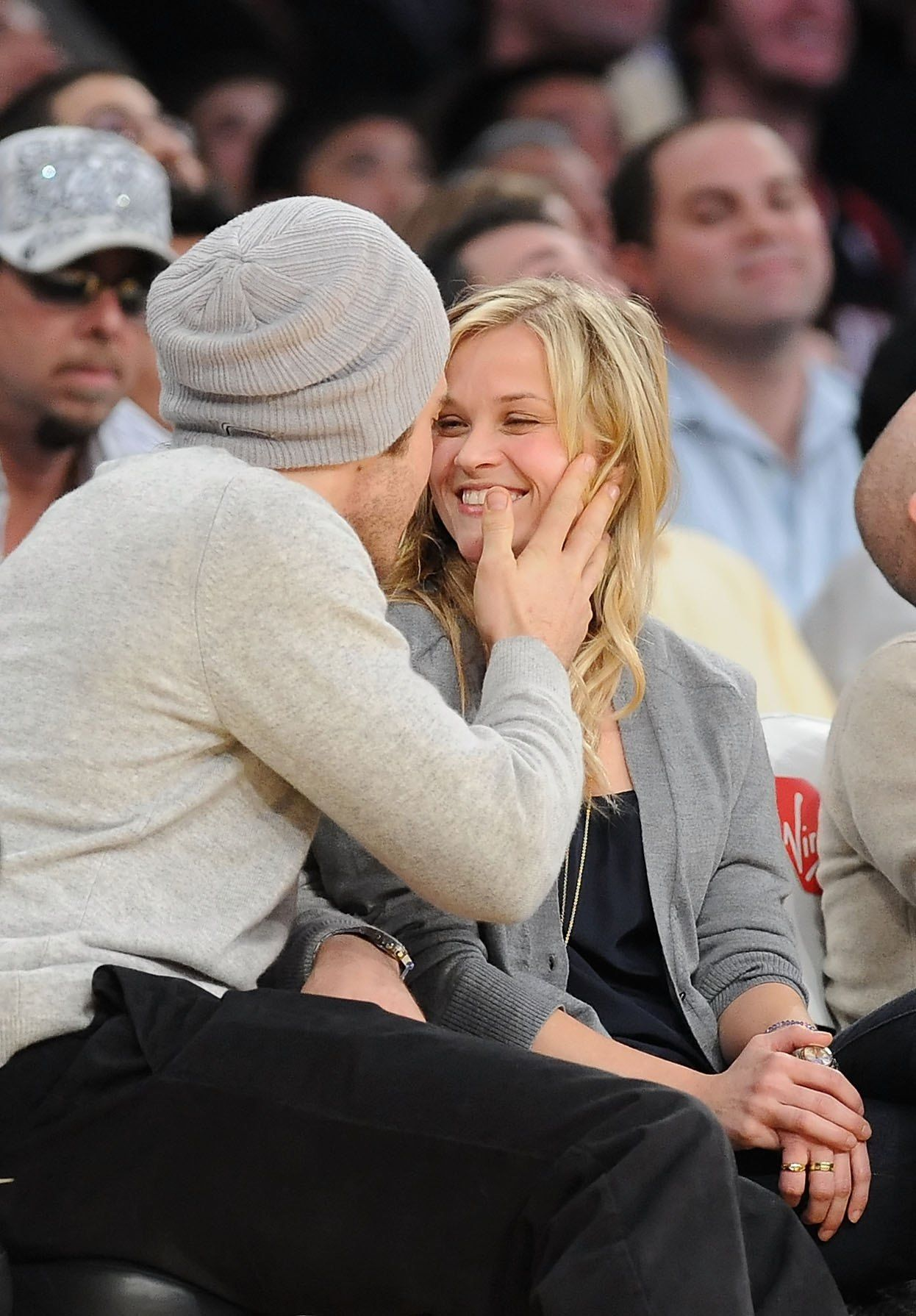 16 Celeb Couples Kissing on Red Carpets: See Sweet PDA ...