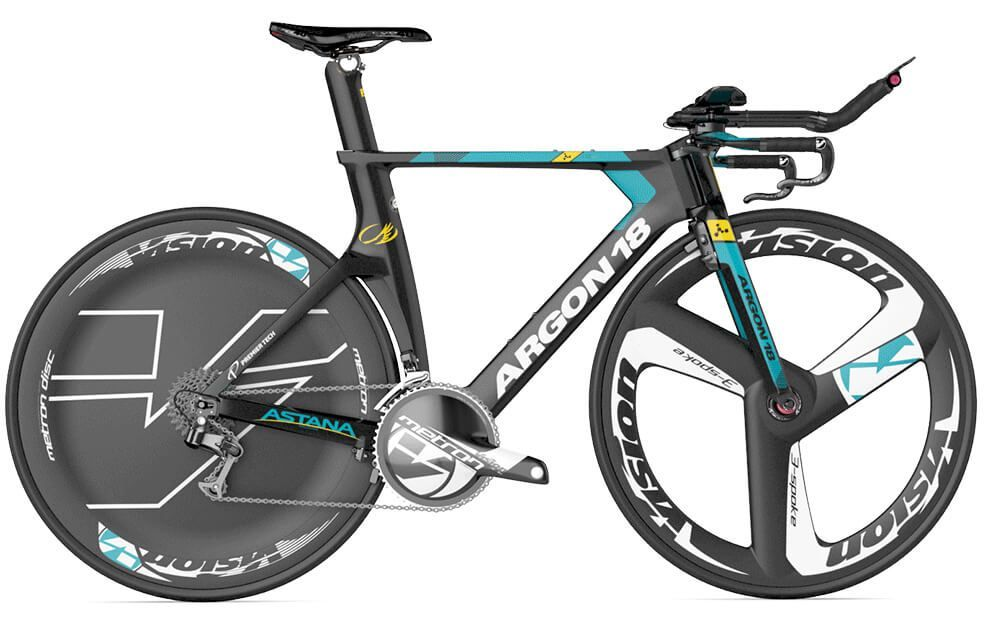 Astana race bikes Manufacturer  Argon 18 Standard model  Gallium Pro Disc  brake model  Gallium Pro Disc Aero model  Nitrogen Pro Endurance model   Krypton ... 5922cf34a