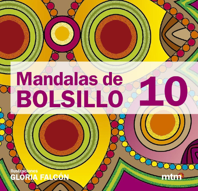 Mandalas de Bolsillo 10 / mtm editores | Mandalas, Los cristales y ...