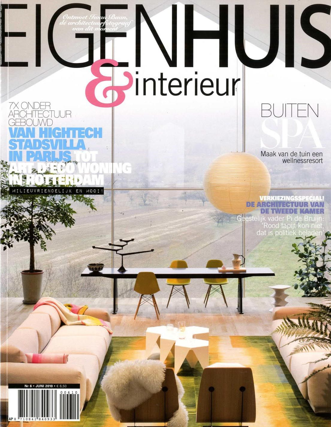 fabulous voor eigen huis en interieur with interieur magazine. Black Bedroom Furniture Sets. Home Design Ideas