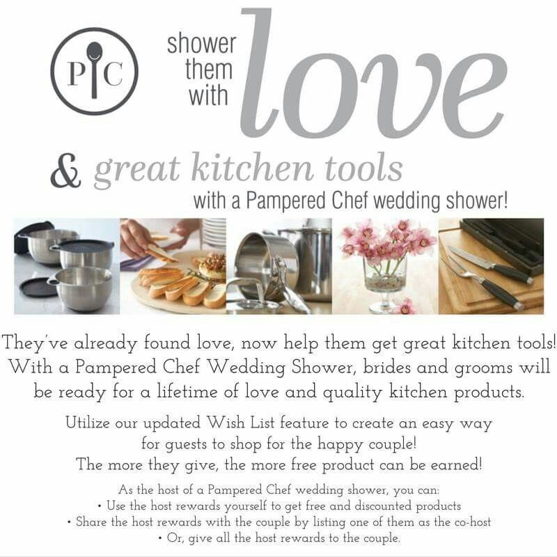 pampered chef does bridal showers ask me how wwwpamperedchef bizwendipardee